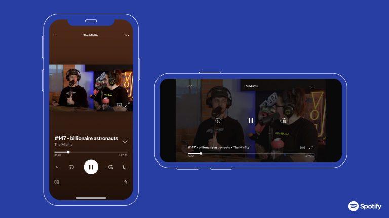 Spotify setzt auf Video