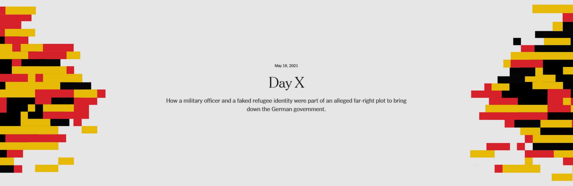"""Day X""-Podcast über Rechtsextremismus und den Fall Franco A."
