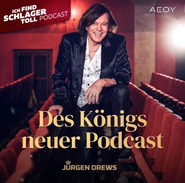 Jürgen Drews Podcast Cover