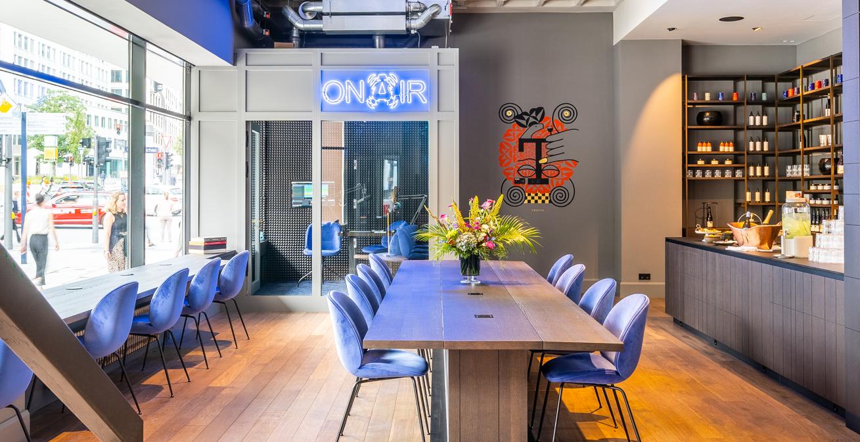 Hamburger Hotel richtet eigenes Podcast-Studio ein