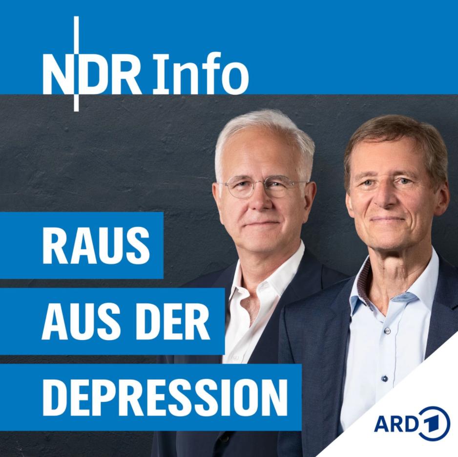 Raus aus der Depression Podcast Cover
