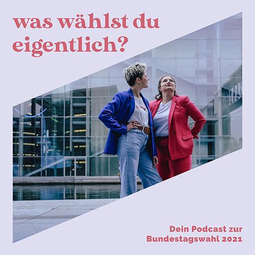 Politik-Podcasts zur Bundestagswahl
