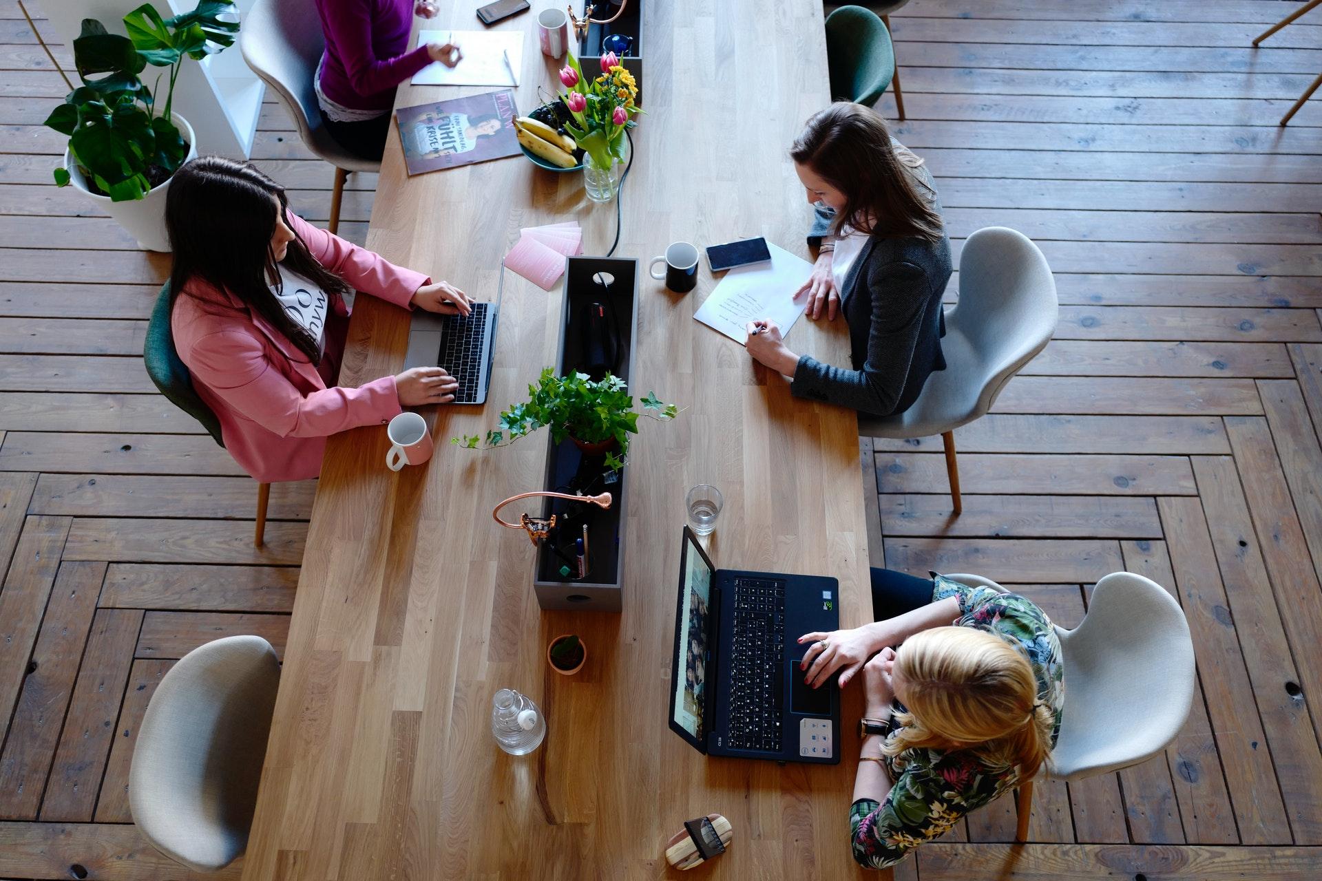 Podcasten im Coworking - Australien macht's vor