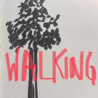 Coverbild des passive Podcast The Walking Podcast