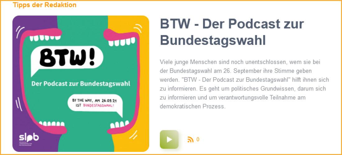Tipps der Redaktionauf podcast.de